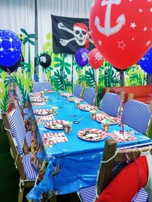 Пиратская вечеринка - Остров Сокровищ